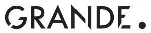 Grande Logo Svart